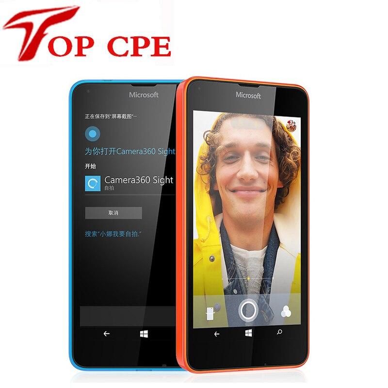 """bilder für Ursprünglicher Freigesetzter Nokia Microsoft Lumia 640 Quad-core 8 GB ROM 1 GB RAM 8MP Windows handy LTE 4G 5,0 """"1280x720 Refurbished"""