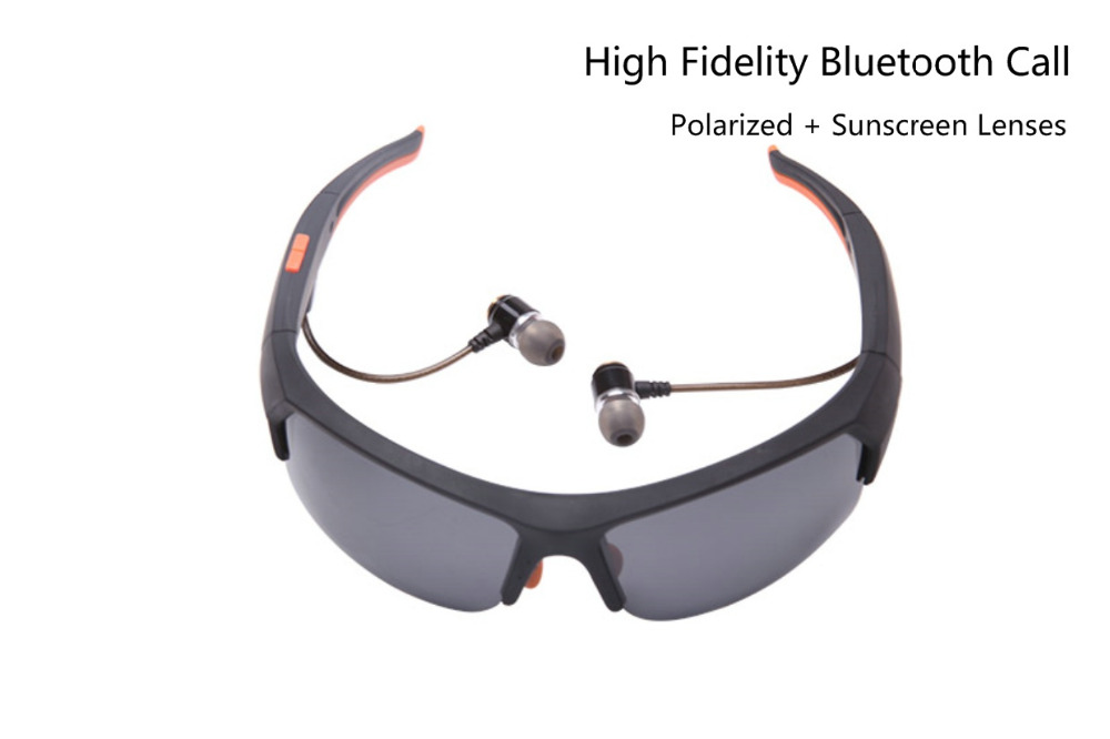 2017 New quality Smart Glasses Bluetooth Sunglasses Bluetooth Glasses Outdoor Sun Glasses Wireless Earphones Earbuds Music подсвечник подвесной 23 х 23 х 43 см набор 2 шт