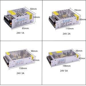 Image 3 - Led נהג AC100 240V כדי DC5V 12V 24V 1A 2A 3A 5A 10A 15A 20A 30A 40A 60A כוח מתאם עבור LED רצועת אור אספקת שנאי