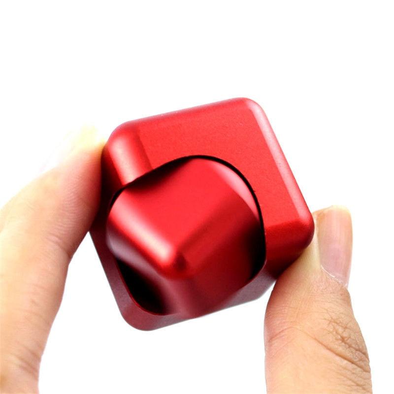 Figet Spinner Metal EDC Custom Bearing Toys Anti-stress Toys Cross Style Fidget Spiners Fingertip gyro