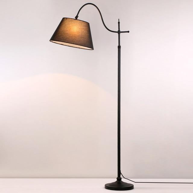 5 W Led Bohlam Hadiah Moderen Lampu Lantai Untuk Ruang Tamu Bedroom Study Berdiri Besi