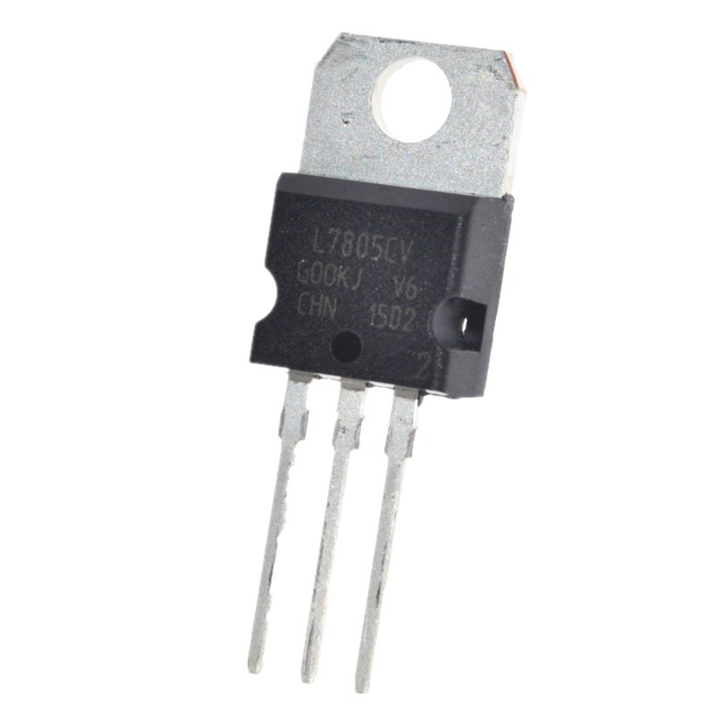 10pcs LM7805 L7805 7805 Voltage Regulator IC 5V 1.5A TO-220 Make In China