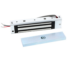 Access Control Single Door 12V Electric Magnetic Electromagnetic Lock 180KG (350LB) Holding Force
