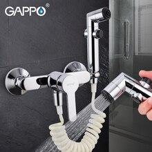 GAPPO Bidet Faucet single cold water  muslim shower toilet seat bidet bathroom toilet  sprayer bidet bathroom mixer