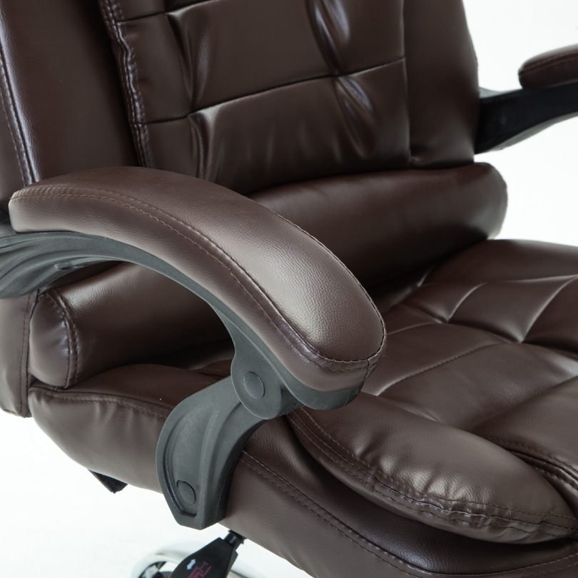 High Quality Computer Chair Office Bow Reclining Massage Chair Household  Meeting Boss Armchair Super Soft Special Offer Footrest In Office Chairs  From ...