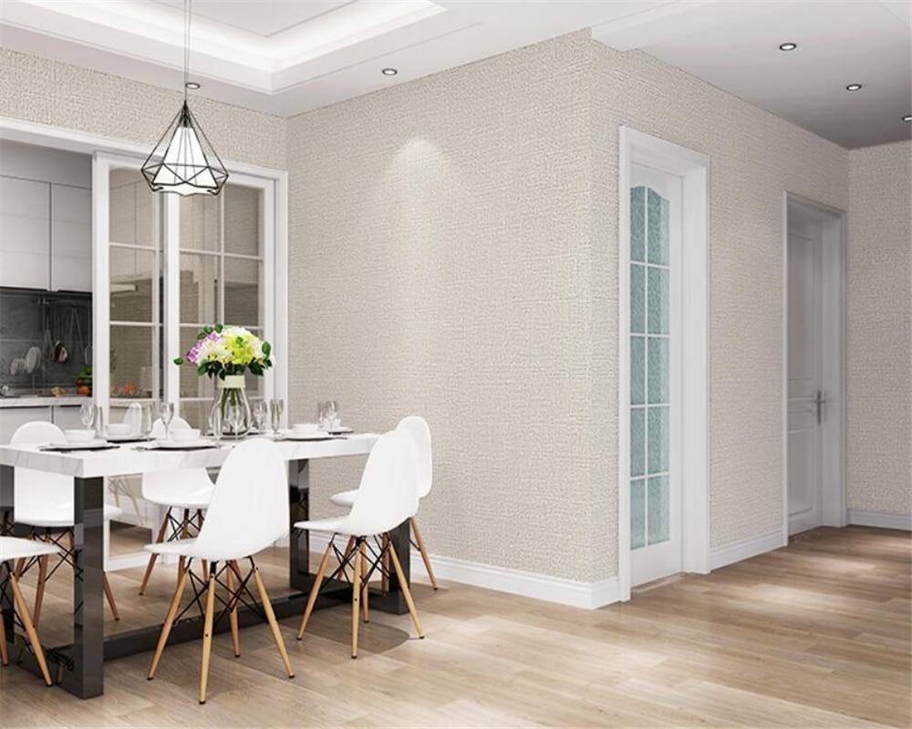 Papier Peint Pour Bureau €28.24 24% de réduction|rouleau moderne de papier peint non tissés de  couleur pure simple pour des murs salon chambre papier peint de bureau  rouleaux