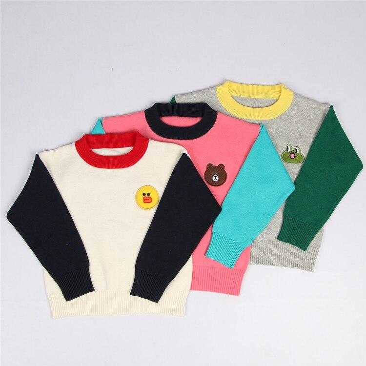 d25cc521a Aliexpress.com   Buy Christmas Sweater Cute Character Autumn ...