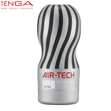 TENGA AIR-TECH Reusable Male Masturbator Cup Ultra Vacuum Pussy Sex Cup Vagina Real Pussy Sex Toys for Men Sex Products ATH-001G