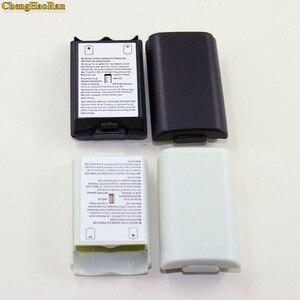 Image 3 - 50 Cái/lốc Cho Xbox360 Bộ Điều Khiển Trò Chơi Bộ Pin Bao Vỏ Shield Bộ Dành Cho Xbox 360 Bộ Điều Khiển Không Dây Pin Vỏ