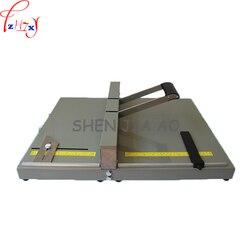 Ręczna maszyna do gniecenia A3 rozmiar wcięcie maszyna maszyna do składania papieru zdjęcie powitanie papieru składane kartki z życzeniami YH450 1pc