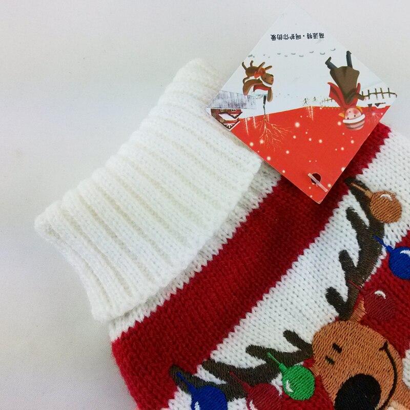 Envío gratis navidad Reno mascota gato perro cachorro suéter rayado ...