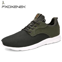FXDXENEK Super Breathable Running Shoes Men Sneakers Bounce Outdoor Sport Shoes Lightweight Walking Jogging Walking Athletic