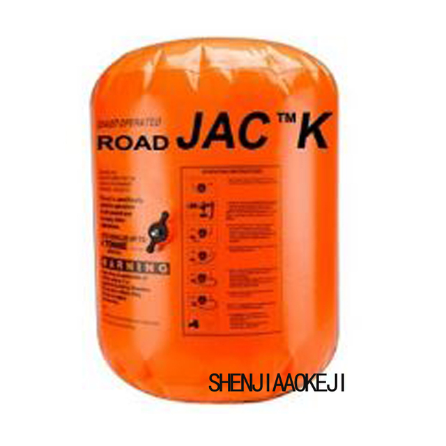 4t rescue inflatable jack Emergency rescue detached self-help equipment Gentle jack airbag Multi-purpose inflatable jack 1pc