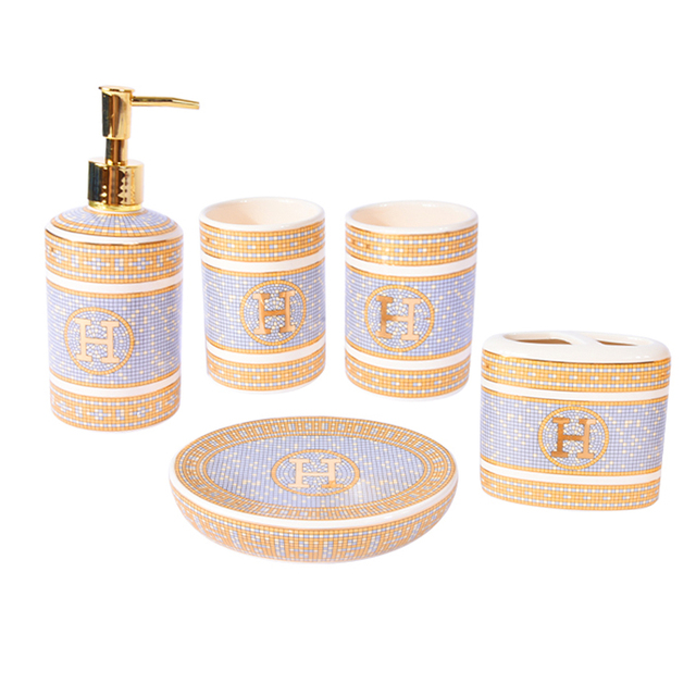 New Porcelain Bathroom Sets Porcelain \