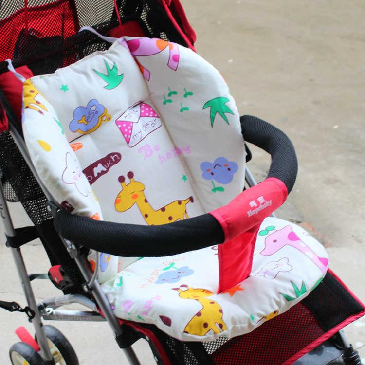 Детская коляска поддержка подушки жгут высокий стул детские автомобильные сиденья, коляска матрас прокладка