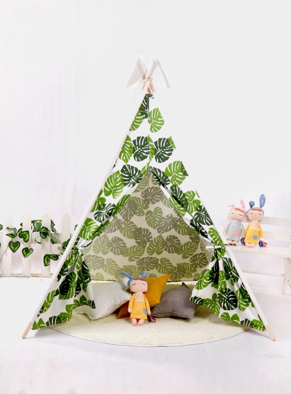 Teepee Indian Tent Tipi Spielzelt Children's Wigwam Tent Tp Tent free shipping kid tent indian teepee tents
