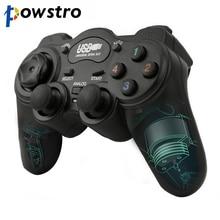 Wired Gamepad Joystick USB2.0 Shock Joypad Periferiche E Controller Per Videogiochi Controller di Gioco Per PC Del Computer Portatile Del Computer Win7/8/10/XP/Vista