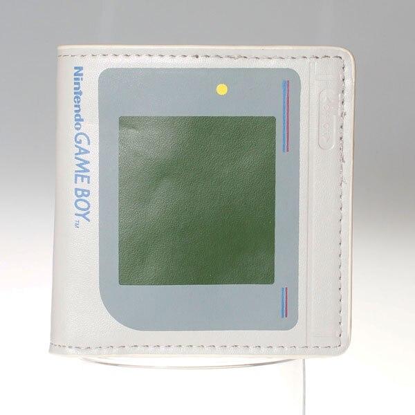 nintendo Game Boy  white Bi - a Fold Wallet DFT-1520 game boy картридж diskus