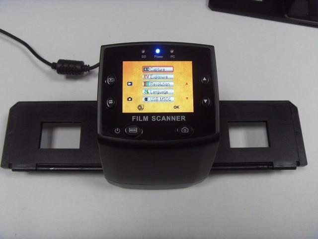 REDAMIGO 5MP 35 мм Портативный SD карты сканирование пленки сканеров негативная пленка слайд просмотра сканер USB ЦРРН M125