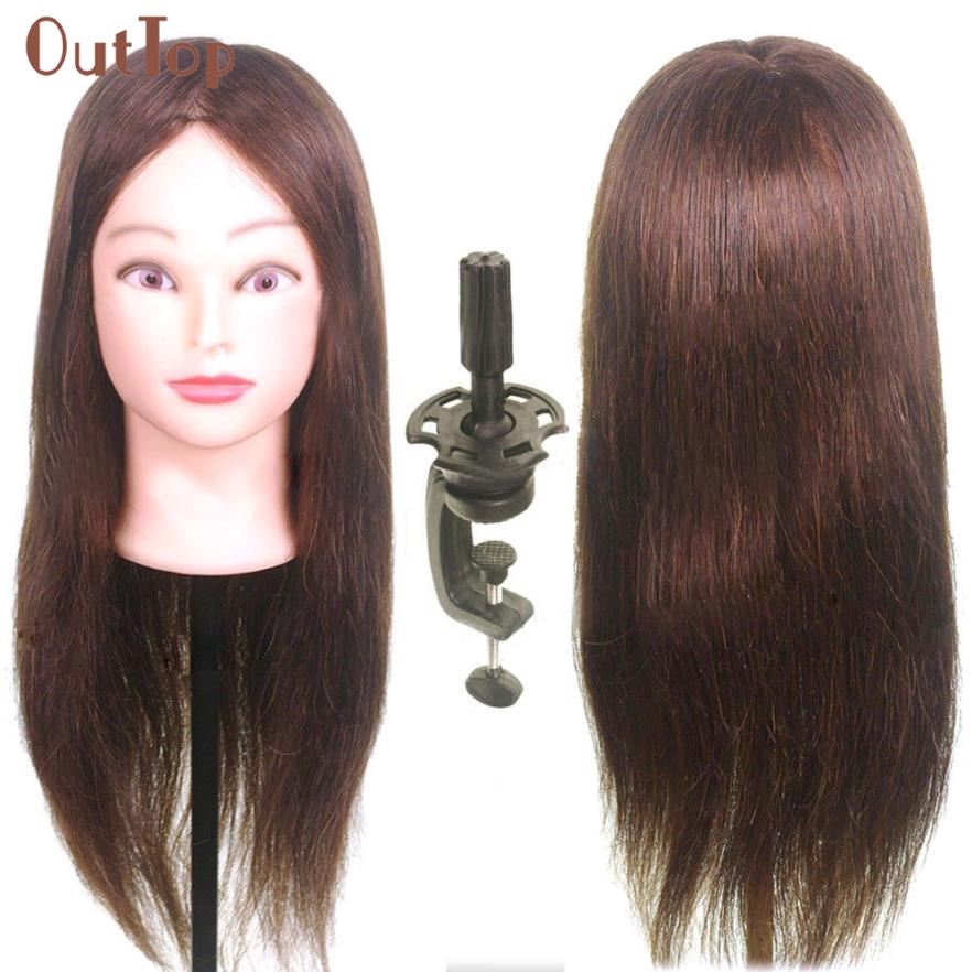 ФОТО Beauty Girl New Fashion Hair Training Practice Top Model Doll Beauty & Clip Oct 31
