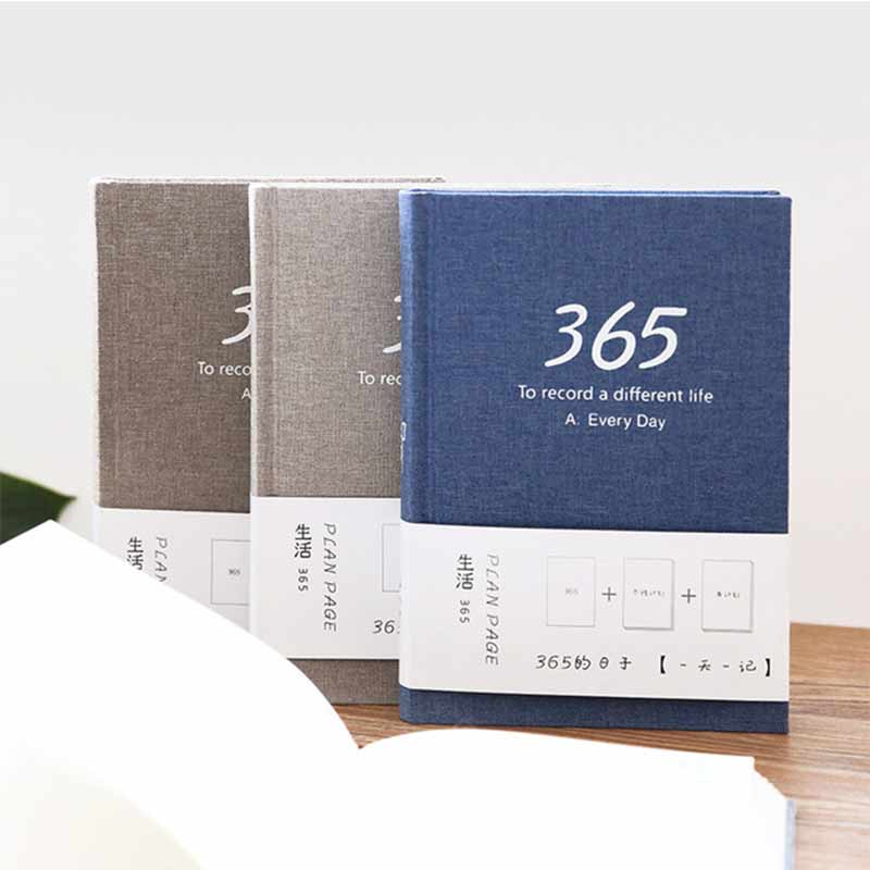 Dumei 112Pag Notebook Diary Notepad Schedule 32k School Book Office Stationery Supplies Cloth Material Notepad Notebook 1 pcs wedding straps the retro notepad current notebook replaceable page school office family diary gift book this book 5 color
