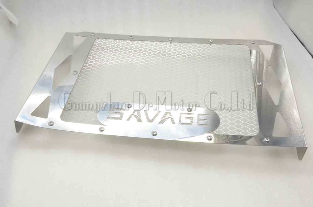 ФОТО Motorcycle Radiator Grille Guard Cover Protector  Accessories For SUZUKI GSR 400/600 2006-2012 2011 2010 2009 2008