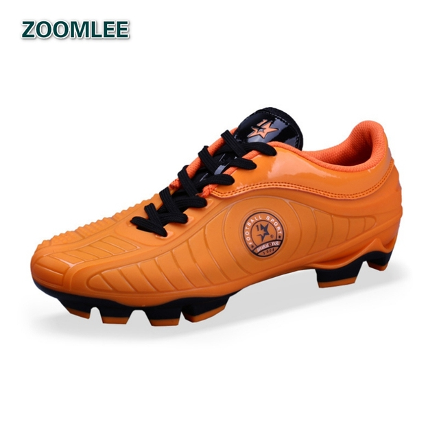 Mens Soccer Cleats Turf Rubber Sole