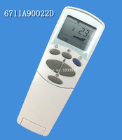 Air Conditioning Remote Control 6711A90022D for LG Air Conditioning Remote Control