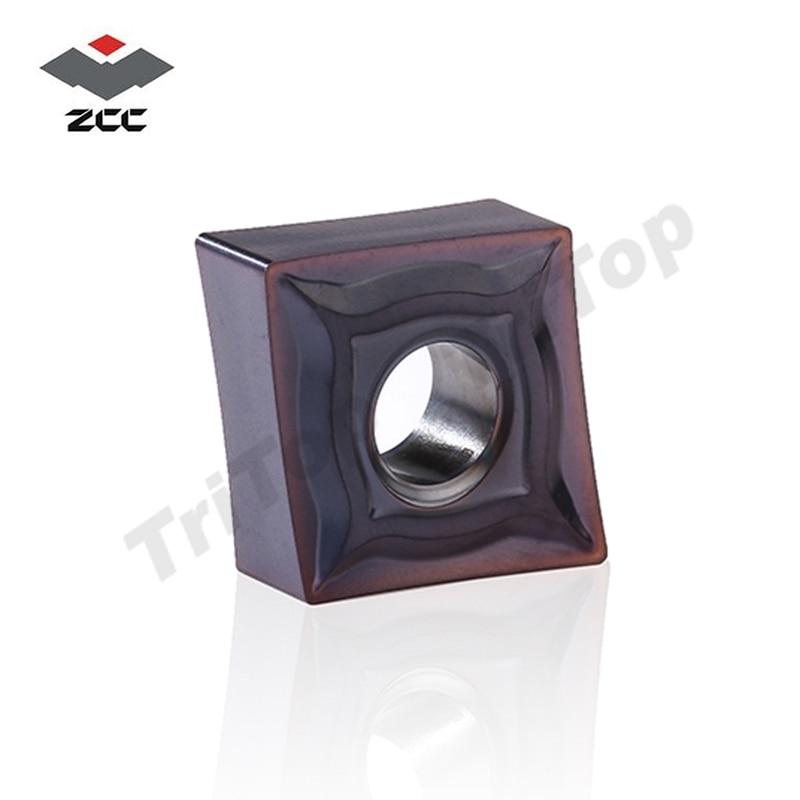 10vnt / partijoje parduodama ZCC.CT YBG205 CNMG 120404 -EF volframo - Staklės ir priedai - Nuotrauka 4