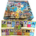 660Pcs/set  Pikachu Pokeball lepin anime figure toys brand games Cards Game English Carte  Go Toys Best Gift kids Toy Children
