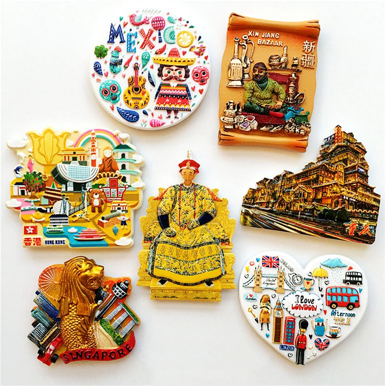 Suveniri - Page 13 China-Chongqing-Singapore-Mexico-3D-Fridge-Magnets-Travel-Souvenirs-Refrigerator-Magnetic-Stickers-Home-Decoration