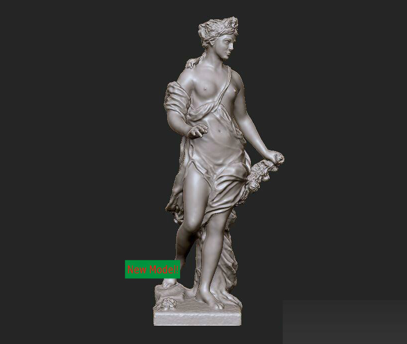 New model 3D model for cnc or 3D printers in STL file format God of flora martyrs faith hope and love and their mother sophia 3d model relief figure stl format religion for cnc in stl file format