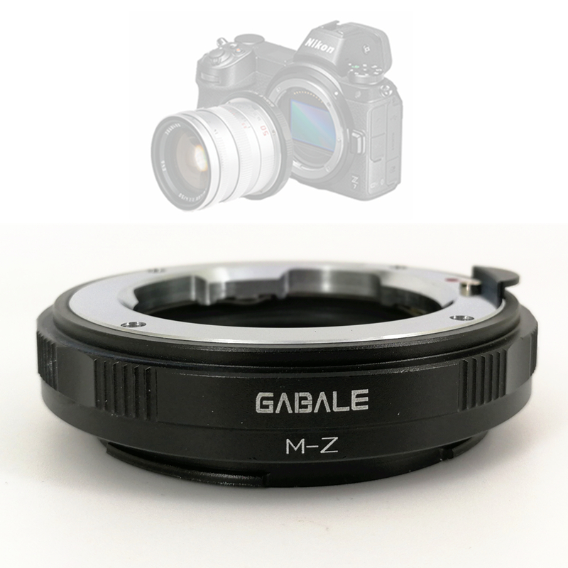 Lens Mount Adapter Ring LM AI NF EF CY LR M42 MD to Z for Leica