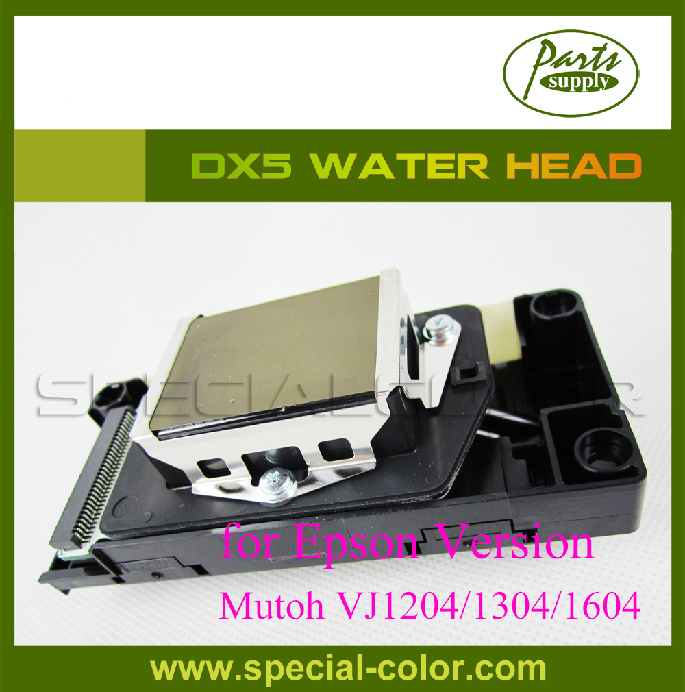 Unlocked DX5 Printhead Waterbased Japan Print Head for Mutoh VJ1204/1304/1604 dx5 unlocked 100
