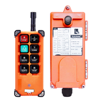 F21 E1B 1 Transmitter 1 Receiver Industrial Remote Control Lifting/Driving/Hoist Crane Wireless Redio Controller