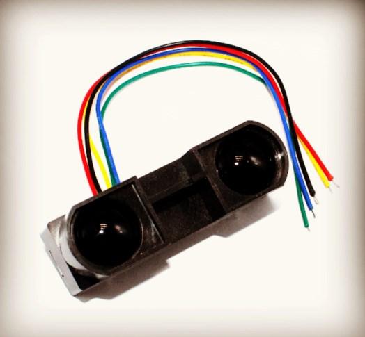 5PCS 10PCS 20PCS 50PCS GP2Y0A710K0F 2Y0A710 With Cable 100 to 550 cm