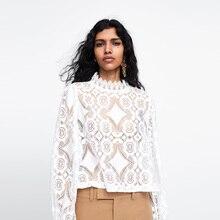 6288f183b7b8 Compra white summer blouse y disfruta del envío gratuito en ...