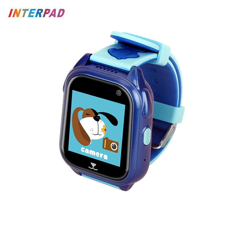 Interpad <font><b>Smart</b></font> Baby <font><b>Watch</b></font> With GPS SOS Call Location Support SIM Card <font><b>Smart</b></font> <font><b>Watch</b></font> For <font><b>Kids</b></font> Children Girls Boys PK G98 <font><b>Q90</b></font> image