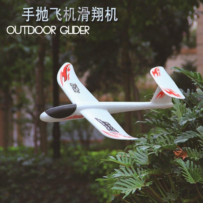 Tobay jouet nouveauté Epp mousse avion lancement jet avion inertiel mousse EVA avion modèle jouet Sport de plein air jouet pour les enfants