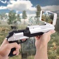 AR Gun Airsoft Pistol Real Mobile Games Augmented Outdoor Fun Sports Toy Gun Airsoft Air Guns