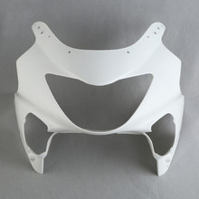 Motorcycle Unpainted Upper Front Cowl Nose Fairing For Honda CBR600 F4 CBR 600 1999 2000 Motorcycle Accessories