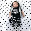 new summer style baby boy clothes high quality cotton baby clothing Cartoon t-shirt+pants 2pcs newborn bebe clothing set