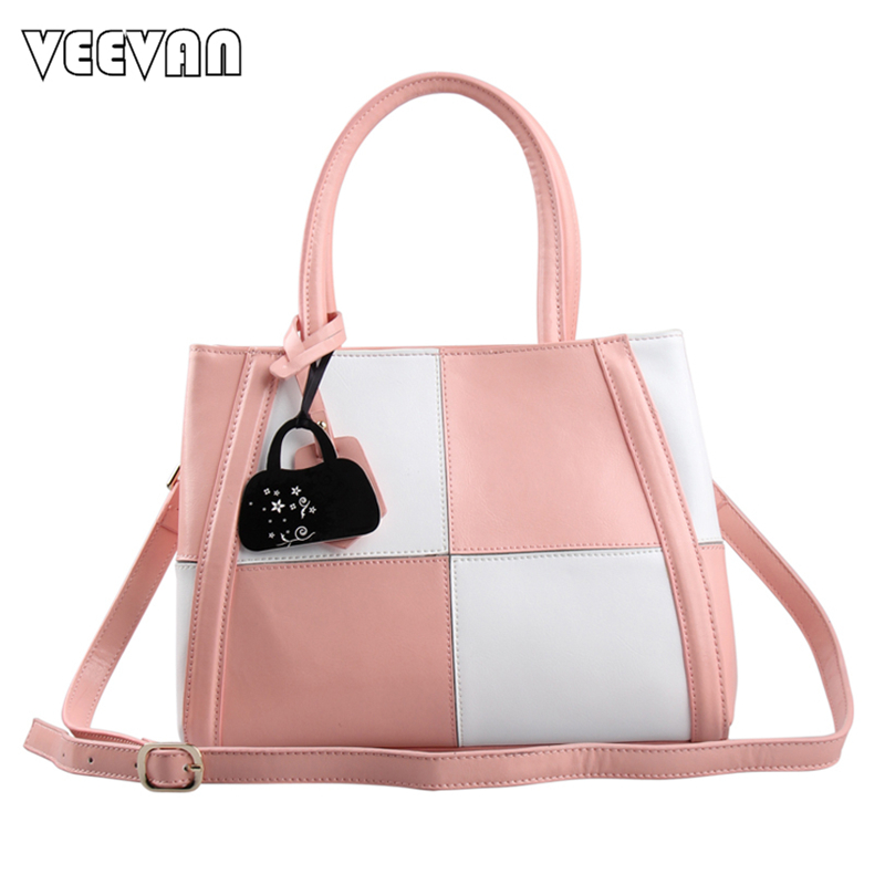 100% Genuine Leather Bag Fashion Women Handbag Tote Handbags Single Shoulder Bags Patchwork Cowhide Women Messenger Bags Bolsa potette plus упаковка одноразовых пакетов для горшка