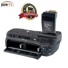 BG-E18 JINTU NOVO Punho de Bateria Pack para Canon EOS Rebel 760D 750D T6i T6s X8i 8000D DSLR Camera Poder