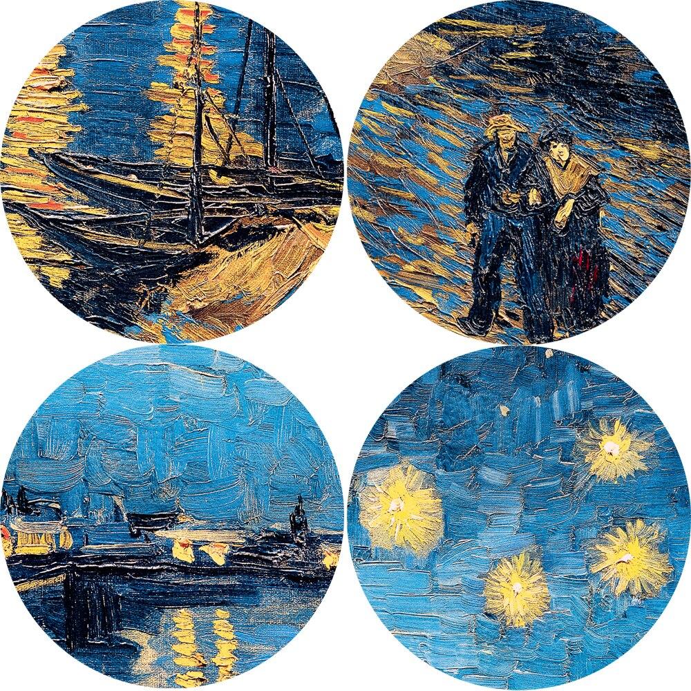 HTB1V.BXCmtYBeNjSspaq6yOOFXaX Van Gogh Starry Night Canvas Paintings Replica On The Wall Impressionist Starry Night Canvas Pictures For Living Room Cuadros