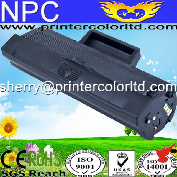 104) BK compatible toner printer cartridge for samsung mlt d104s 104s 104 ml 1600 1661 1665 1672 1860 (1500 pages) free shipping