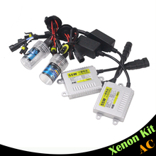 55W 9005 HB3 H10 9006 HB4 880 881 H1 H3 H7 H8 H9 H11 Xenon Kit HID Light Ballast AC 10000K Blue Car Headlight DRL Fog Lamp