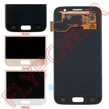 Untuk Samsung Galaxy S7 SM G930 LCD G930F G930A G930V G930P G930T G930R LCD display layar sentuh digitizer perakitan; 100% Garansi