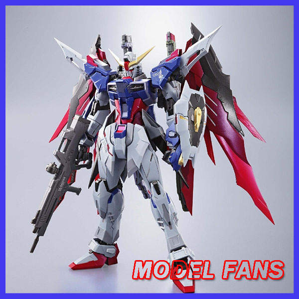 MODEL FANS IN-STOCK metalclub MUSLEBEAR metal build MB gundam seed destiny high quality action figure model fans in stock metalgearmodels metal build mb gundam oo raiser oor trans am system color action figure