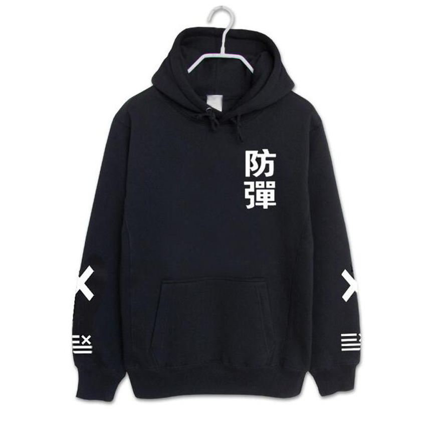 KPOP BTS Sweatshirt Mit kapuze Fleece Hoodies Sollte die Liebhaber Lose Sweat Shirt k-pop bts Frauen Männer Trainingsanzüge outer